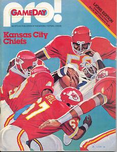 Detroit Lions Kansas City Chiefs 11 26 81 Pro Game