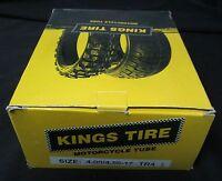 Kings Tire Motorcycle Tube 4.00/4.50-17 Tr4 87-0159 Mx Ktm