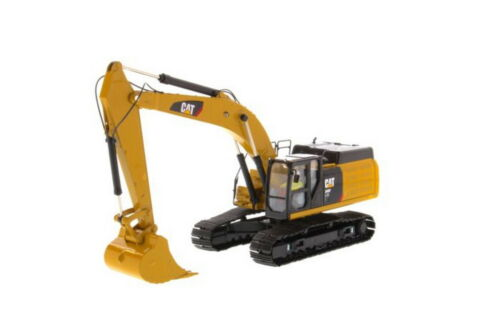 1//50 DM Caterpillar Cat 349F L XE Hydraulic Excavator Diecast Models #85943
