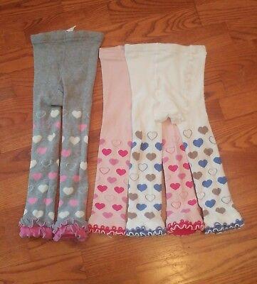 TeeHee Kids Girls Cotton Fashion Crew Socks 12 Pair Pack Overlock Ruffle Top