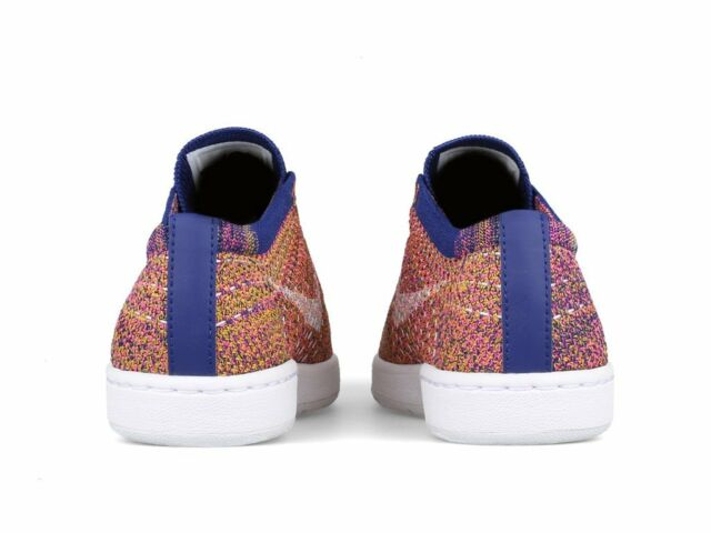 timeless design 537ea 30a6c Women s Nike Tennis Classic Ultra Flyknit Shoes 7 Pink Blue 833860 400 for  sale online   eBay