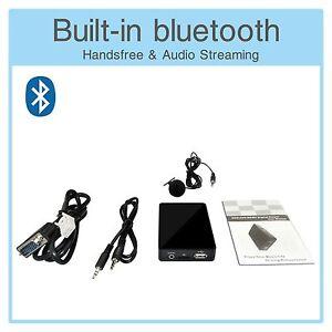 Bluetooth-USB-AUX-adapter-Toyota-Auris-Corolla-Yaris-Verso-Freisprecheinrichtung