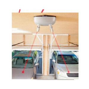 Laser-Line-Garage-Parking-Motion-Sensor-Aid-Guide-Stop-Light-System-Dual-2-Car