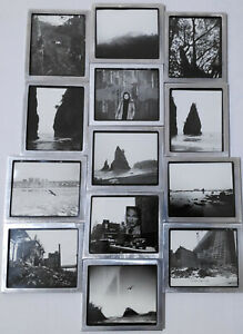 Simon-Lund-signed-silver-gelatin-contact-print-Framed-2-5-034-x3-2-034-Pick-one