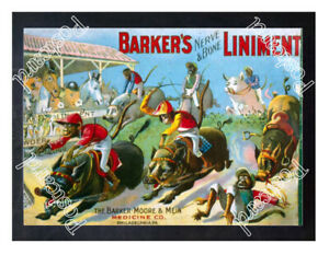 Historic-Barkers-for-Veterinary-medicine-1890s-Advertising-Postcard