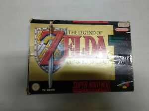 The-legend-of-zelda-a-link-to-the-past-Super-Nintendo-SNES-Completo-GER