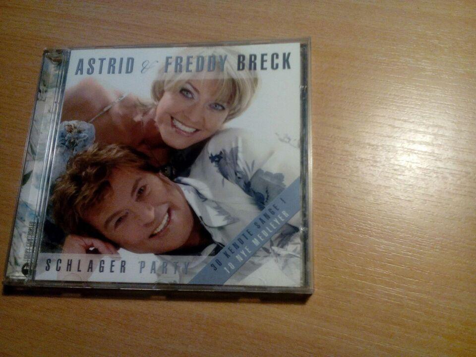 Astrid og freddy freck: Schlager party, andet