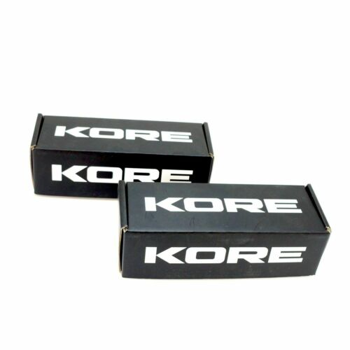 "Kore Durox 1-1//8/"" Stem Clamp 31.8mm Road MTB Bike Stem Black Length 75mm or 90mm"