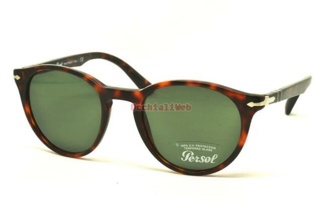 ac23237085 Persol 3152s Sole Col.901531 Cal.49 Sunglasses for sale online
