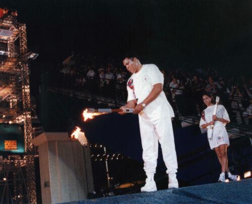 S MUHAMMAD ALI USA OLYMPIC BOXING 8X10 SPORTS PHOTO