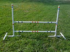 Dog Agility Equipment Training Bar Jump w/ FREE U.S SHIPPING