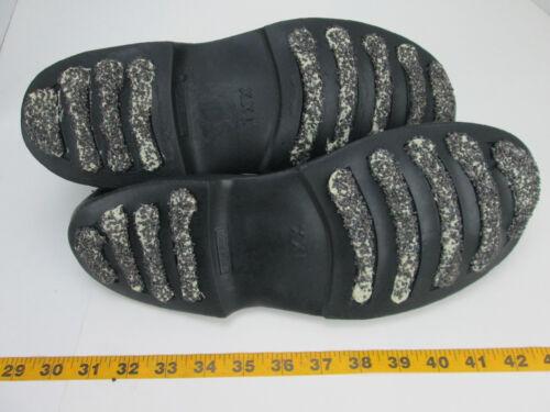 NSP XXL Black Overshoe Rubber Boot Covers W// Gription Soles Slip Ons SKUCCS