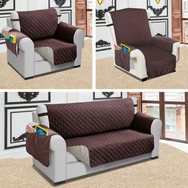 Sectional Sofa Couch Cover Pet Dog Kids