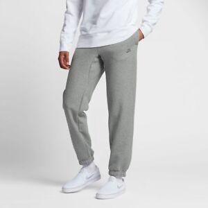super popular 20603 dd58f Image is loading Nike-SB-Icon-Men-039-s-Fleece-Trousers-