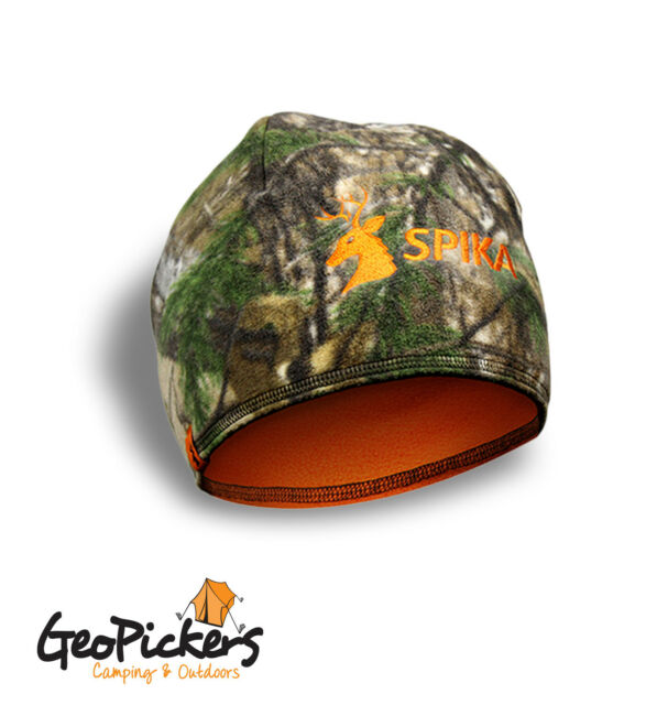 Spika Hunting Camouflage Alpine Beanie - One Size Suits Most d0600223565