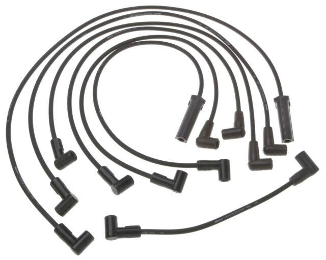 Spark Plug Wire Set Acdelco Pro 9716w