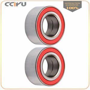 PAIR REAR Wheel Hub Bearing For 2006-2007 MERCEDES-BENZ C350