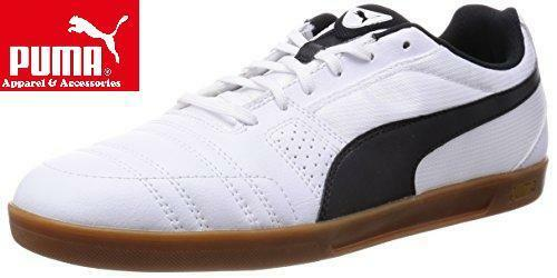 PUMA PAULISTA NOVO SNEAKERS MEN SHOES BLACK/WHITE 103141-05 SIZE 13 NEW