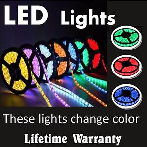 UNDER Counter LED light kit -- home accent LED kit