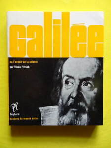 Vilma-Fritsch-Galilee-Editions-Seghers-Collection-Savants-1971