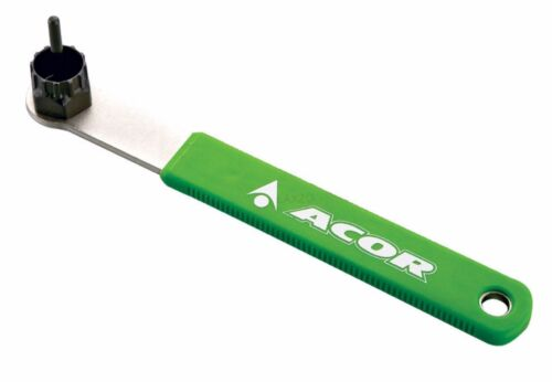 Acor Shimano //Compagnolo Bicycle Bike Cassette Lockring Remover Tool Steel