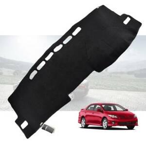 For-Toyota-Corolla-2007-2012-Dashboard-Cover-Dash-Mat-Dashmat-Center-Console