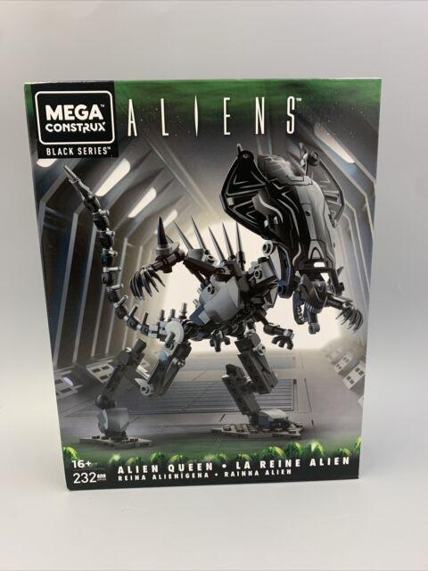 🔥 New!Mega Construx Black Series ALIENS Alien Queen 232 PC 2020 Mattel🔥