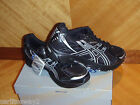 New ASICS Gel Kanbarra 4 Men's T925 Running Shoe Sizes 8,9.5,10 Blk/Blk/Silver