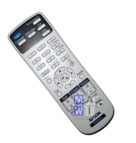 Original Epson Remote Control EB-670 EB-675WI EB-675W EB-680WI EB-685WI EB-695WI