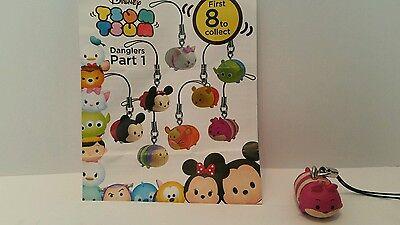 Disney Tsum Tsum Cheshire cat figure, dangler, keychain, charm, Brand new