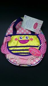 Madame-Alexander-Doll-Carry-Case-Back-Pack-NWT-Brand-new-free-shipping