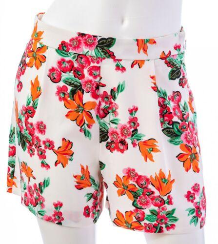 ANN TAYLOR Floral Print Women/'s Shorts