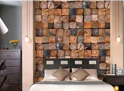 3D Pious Prayer Photo 1596 Wallpaper Decal Decor Home Kids Nursery Mural Home