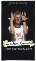 Napoleon Dynamite Flippin Sweet Trading Cards Box - Factory Sealed on Sale