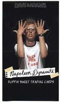 Napoleon Dynamite Flippin Sweet Trading Cards Box - Factory Sealed