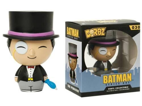 Dorbz Batman Series One The Penguin Dc Comics Vinyl Sugar Figure n° 30