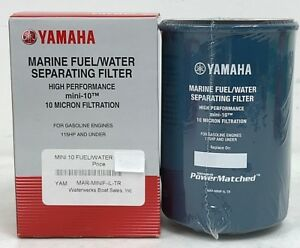 Yamaha Marine Outboard Fuel//Water Filter MAR-MINIF-IL-TR MARMINIFILTR