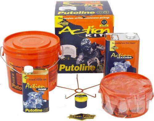 Putoline Foam Air Filter maintenance kit CLEAN /& RE-OIL  KTM SX 125 150 250