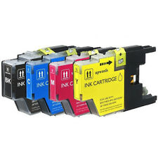 4 Pack Compatible Brother LC-71  LC-75 LC-79 Ink Cartridges for inkjet printers