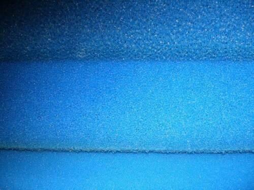 Filtre tapis Filtre Mousse 100x50x10cm 10 20 30 ppp