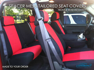 Seat Covers Spacer Mesh For Ford F250 Coverking Custom Fit