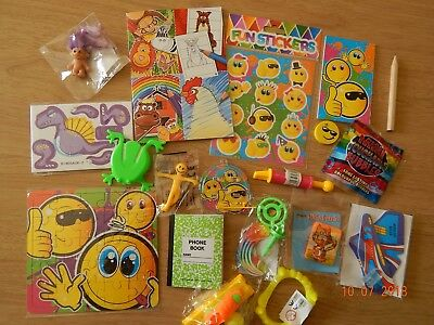 Smiley Face Pinball puzzles Birthday party loot favour  party bag fillers