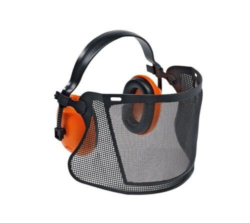 Stihl protección facial & protector auditivo para desbrozadoras & desbrozadora 0517