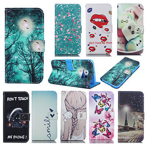 Flip-Stand-Cover-Wallet-Leather-Case-for-Apple-iPhone-Samsung-Galaxy-Phones