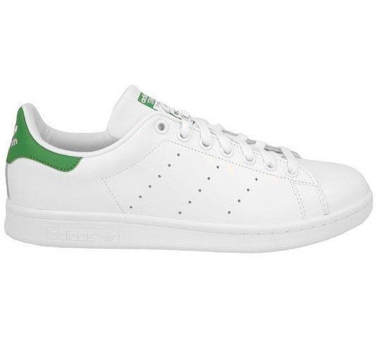 cacff804ff94 adidas Stan Smith SNEAKERS White-green M20324 44 White   eBay