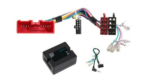 für MAZDA 6  2. Generation  Can-Bus Autoradio Adapter + Lenkrad Adapter Kabel