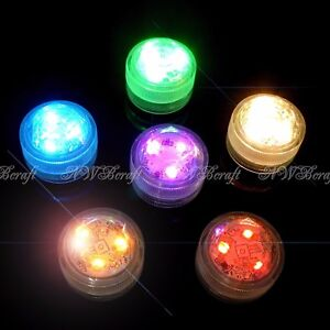Submersible-Waterproof-Triple-LED-Dome-Tea-Lights-Bright-Party-Vase-Event-Decor