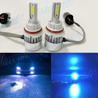 NEW 2x 9004 HB1 8000K Ice Blue 8000LM CREE LED Headlight Bulbs Kit High Low Beam