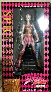 JOJO Golden Wind DXF Action Figure Statue Leone Abbacchio Araki Japan Anime Toy