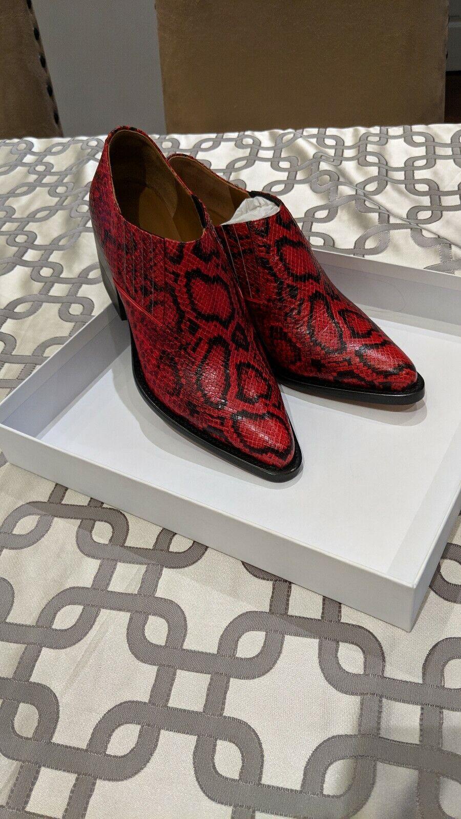 Chloe scarpe  39.5 short stivali  negozi al dettaglio